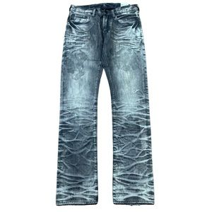 PRPSGOODS & CO Japanese Distressed Faded Jeans